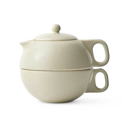 Чайный набор Jaimi (0.3 л), на одну персону, 2 пр., бежевый V79941 Viva Scandinavia