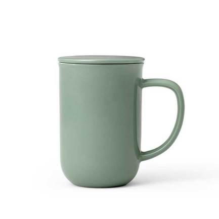 Чайная кружка с ситечком Minima (0.5 л), зеленая V77546 Viva Scandinavia