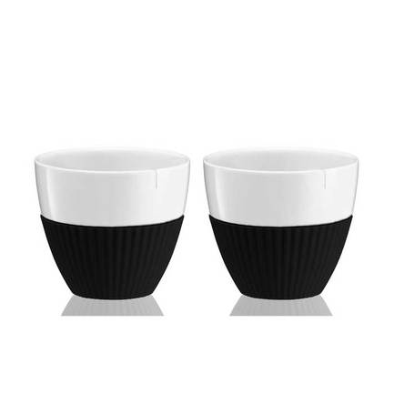 Чайный стакан Anytime (300 мл), 2 шт., черный V25401 Viva Scandinavia