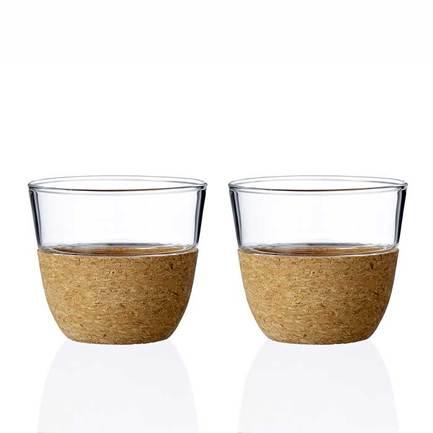 Чайный стакан Cortica (200 мл), 2 шт. V71200 Viva Scandinavia чайный стакан nicola 170 мл 2 шт серый v35703 viva scandinavia