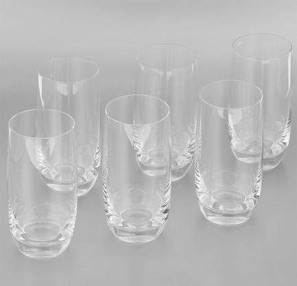 Набор стаканов высоких (415 мл), 6 шт. 3LT03LD1506G0001 Lucaris