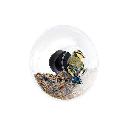 Кормушка для птиц оконная, 14.5х5.5 см 571048 Eva Solo кормушки для птиц подвесные 10х11 см 2 шт 571032 eva solo