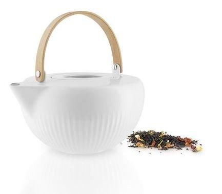 Чайник заварочный Legio Nova (1.2 л), 22х12х18 см, белый 886268 Eva Solo