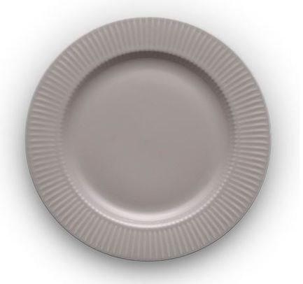 Тарелка круглая Legio Nova, 25 см, серая 887325 Eva Solo