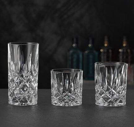 Набор стаканов Noblesse, 18 шт. 101764 Nachtmann nachtmann набор стаканов для виски noblesse 295 мл 4 шт 89207 nachtmann