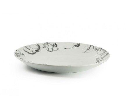 Фото - Блюдо Black Apple, 40 см 550640 2241 Tunisie Porcelaine блюдо презентационное blue sky 32 см 580632 0897 tunisie porcelaine