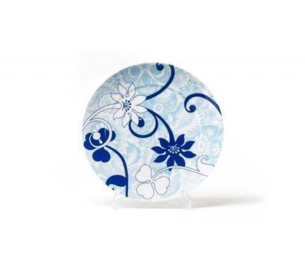 Блюдо для презентаций Mimosa Bleu Sky, 32 см 580632 2230 Tunisie Porcelaine блюдо для запекания porcelaine a feu 1 л 20х13 5х4 см 004020 tunisie porcelaine
