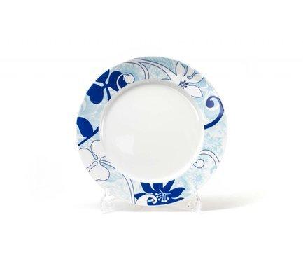Фото - Набор тарелок Blue sky, 27 см, 6 шт 539116 2230 Tunisie Porcelaine блюдо презентационное blue sky 32 см 580632 0897 tunisie porcelaine
