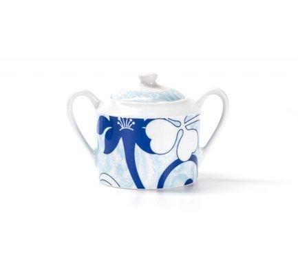 Фото - Сахарница Blue sky (250 мл) 533225 2230 Tunisie Porcelaine блюдо презентационное blue sky 32 см 580632 0897 tunisie porcelaine