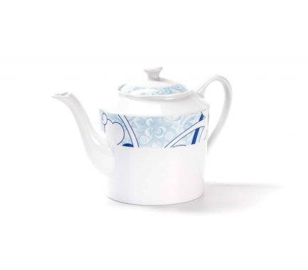 Фото - Чайник Blue sky (1.2 л) 533112 2230 Tunisie Porcelaine блюдо презентационное blue sky 32 см 580632 0897 tunisie porcelaine