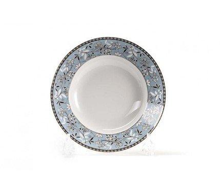 Фото - Набор глубоких тарелок Classe, 22 см, 6 шт 539124 1596 Tunisie Porcelaine набор тарелок глубоких monalisa rainbow or 22 см 6 шт 559105 3126 tunisie porcelaine