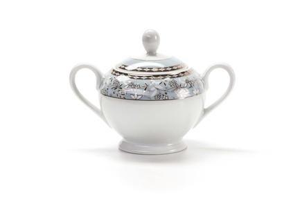 Сахарница Classe (250 мл), 7х12.5 см 643225 1596 Tunisie Porcelaine тарелка овальная 26 см la rose des sables classe 551826 1596