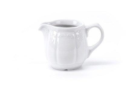 Сливочник Didon (200 мл), 8х6 см 093020 Tunisie Porcelaine сливочник zina 30 мл 3 2х4 5 см 013003 tunisie porcelaine