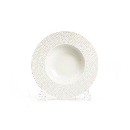 Тарелка глубокая Martello, 22 см 890222 Tunisie Porcelaine стоимость