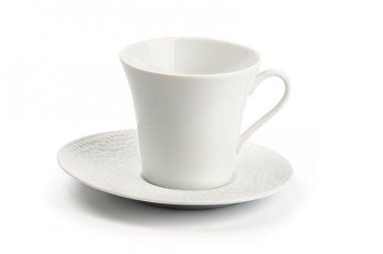 Фото - Чайная пара Martello (220 мл) 893520 Tunisie Porcelaine кофейная пара tiffany or 110 мл 6103510 1785 tunisie porcelaine