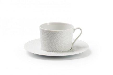 Фото - Чайная пара Martello (220 мл) 893522 Tunisie Porcelaine кофейная пара tiffany or 110 мл 6103510 1785 tunisie porcelaine