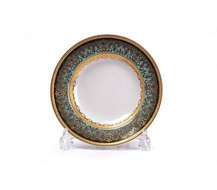 Фото - Набор тарелок глубоких Mimosa Prague Degrade, 22 см, 6 шт. 539124 1643 Tunisie Porcelaine набор тарелок лунтик 6 шт