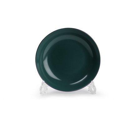Набор тарелок глубоких Monalisa Rainbow Or, 22 см, 6 шт 559105 3123 Tunisie Porcelaine набор тарелок 19 см фредерика роза перламутр 6 шт