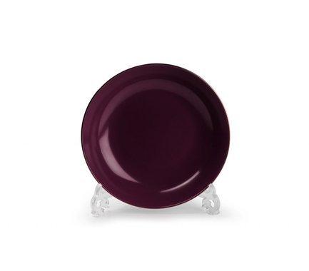 Набор тарелок глубоких Monalisa Rainbow Or, 22 см, 6 шт 559105 3124 Tunisie Porcelaine набор тарелок 19 см фредерика роза перламутр 6 шт