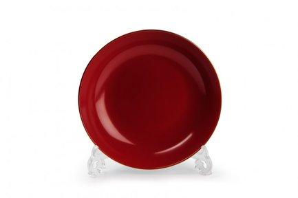 Набор тарелок глубоких Monalisa Rainbow Or, 22 см, 6 шт 559105 3125 Tunisie Porcelaine набор плоских тарелок monalisa ilionor 27 см 6 шт 729006 2227 tunisie porcelaine
