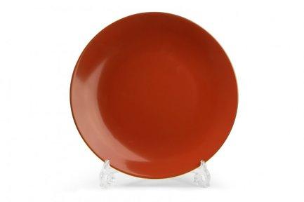 Фото - Набор десертных тарелок Monalisa Rainbow Or, 21 см, 6 шт 729106 3127 Tunisie Porcelaine набор тарелок лунтик 6 шт