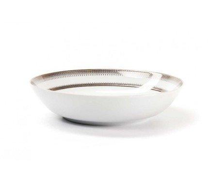 Набор тарелок глубоких Princier Platine, 22 см, 6 шт 539124 1801 Tunisie Porcelaine цена 2017