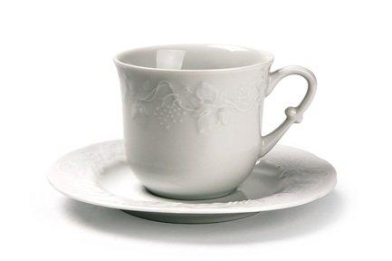 Фото - Кофейная пара Vendange (100 мл), 6.3х5.6 см 693510 Tunisie Porcelaine кофейная пара tiffany or 110 мл 6103510 1785 tunisie porcelaine