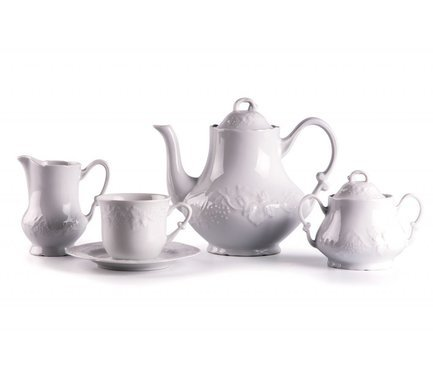 Сервиз чайный Vendange, 15 пр 699509 Tunisie Porcelaine