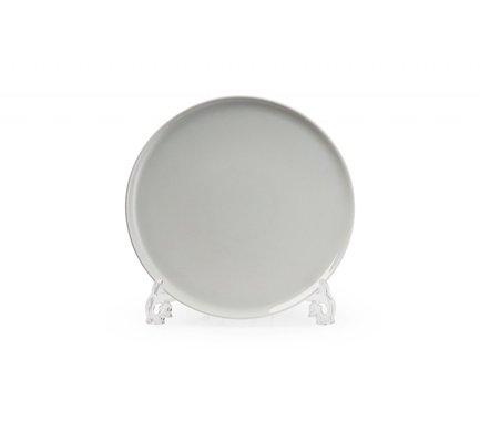 Тарелка Yaka, 27 см 880127 Tunisie Porcelaine салатник yaka 25 см 881625 tunisie porcelaine