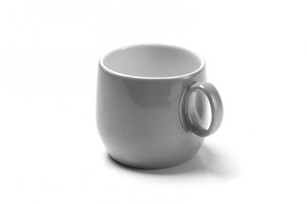 Чашка чайная Yaka Gris (220 мл) 883323 3064 Tunisie Porcelaine