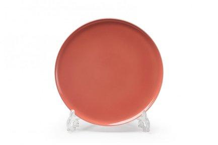 Тарелка десертная Yaka Rose, 21 см 880121 2228 Tunisie Porcelaine