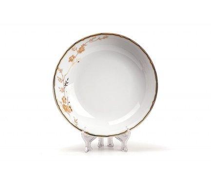 Набор тарелок глубоких Zen Belle Epoque, 23 см, 6 шт 559105 2130 Tunisie Porcelaine цена 2017