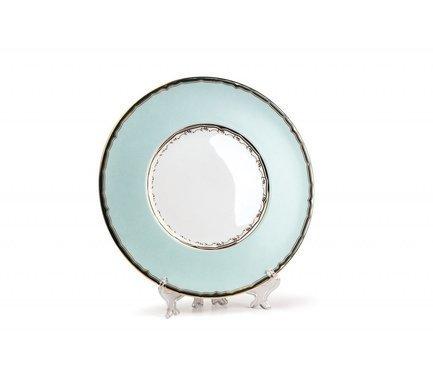 Фото - Набор тарелок Zen Belle Epoque, 27 см, 6 шт 839002 2130 Tunisie Porcelaine набор тарелок лунтик 6 шт
