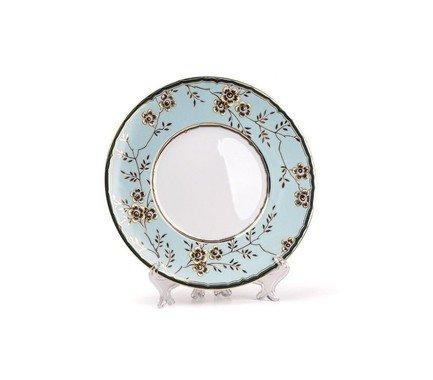 Набор тарелок Zen Belle Epoque, 23 см, 6 шт 839001 2130 Tunisie Porcelaine набор тарелок 24 см 6 шт royal porcelain co