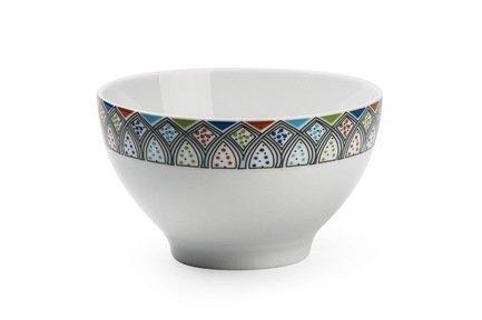 Салатник Восточный декор, 13 см 533913 2094 Tunisie Porcelaine