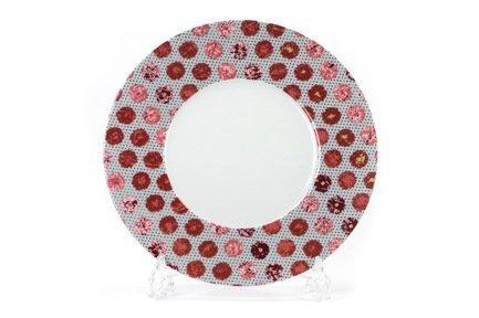 Тарелка Isis Малина, 27 см 830127 2255 Tunisie Porcelaine