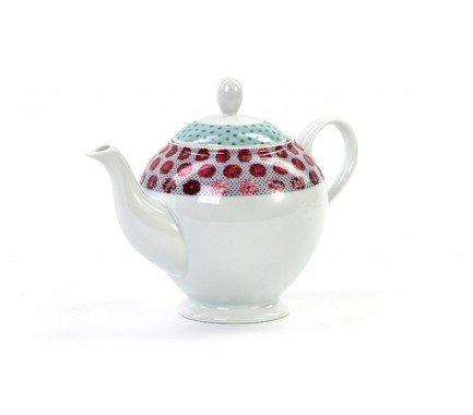 Чайник Isis Малина (1.2 л) 643112 2255 Tunisie Porcelaine чайник martello 1 л 893112 tunisie porcelaine