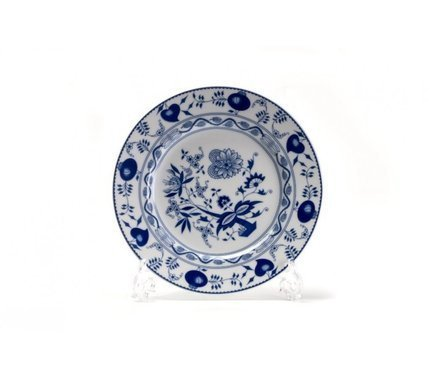 Блюдо для презентаций Ognion Bleu, 32 см 580632 1313 Tunisie Porcelaine блюдо для запекания porcelaine a feu 1 л 20х13 5х4 см 004020 tunisie porcelaine