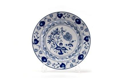 Тарелка обеденная Ognion Bleu, 27 см 530127 1313 Tunisie Porcelaine