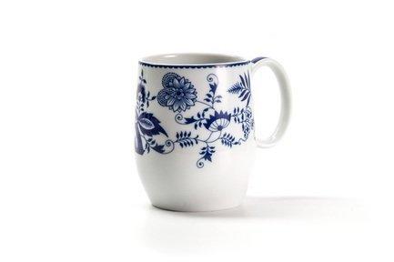 Кружка Ognion Bleu (400 мл) 887840 1313 Tunisie Porcelaine кружка lefard 400 мл 756161