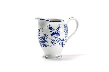 Сливочник Ognion Bleu (240 мл) 623025 1313 Tunisie Porcelaine сливочник zina 30 мл 3 2х4 5 см 013003 tunisie porcelaine