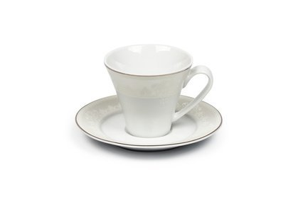 Фото - Чайная пара Arum (220 мл) 6403517 1835 Tunisie Porcelaine кофейная пара tiffany or 110 мл 6103510 1785 tunisie porcelaine