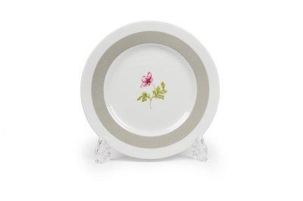 Тарелка десертная Cocooning, 22 см 5300122 2375 Tunisie Porcelaine тарелка десертная tiffany or 22 см 5300122 1785 tunisie porcelaine