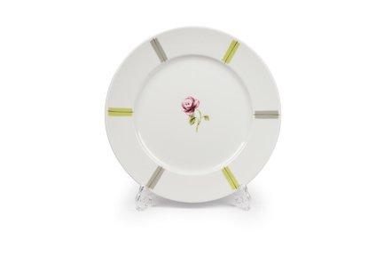 Тарелка плоская Cocooning, 27 см 5300127 2375 Tunisie Porcelaine