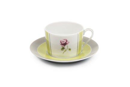 Чайная пара Cocooning (220 мл) 5303522 2375 Tunisie Porcelaine x7 plus