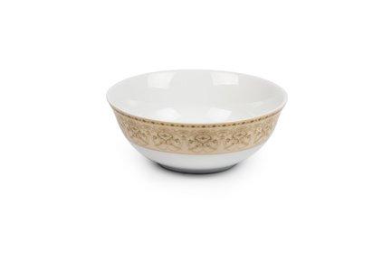 Салатник Tiffany Or, 14 см 6403914 1785 Tunisie Porcelaine тарелка десертная tiffany or 22 см 5300122 1785 tunisie porcelaine