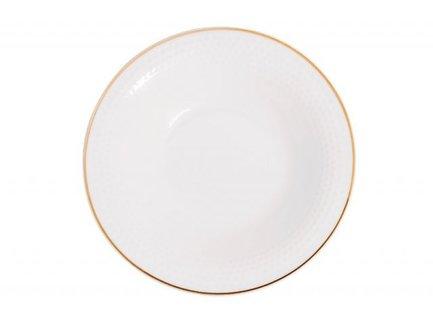 Тарелка глубокая Гольф, 20 см 00000072426 Royal Aurel