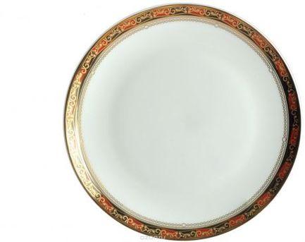 Тарелка плоская Дерби, 20 см 00000080741 Royal Aurel royal aurel тарелка плоская шарм 23 5 см 552r royal aurel