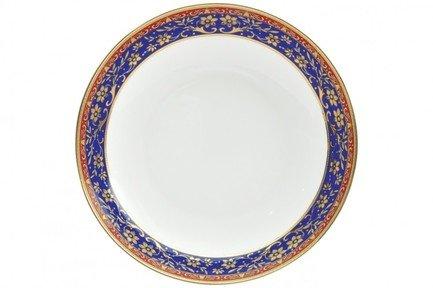 Тарелка глубокая Кобальт, 20 см 00000080690 Royal Aurel