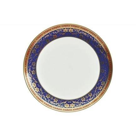 Тарелка плоская Кобальт, 20 см 00000080691 Royal Aurel royal aurel тарелка плоская шарм 23 5 см 552r royal aurel